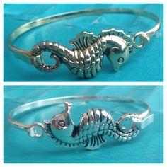 Seahorse Hook Bracelet