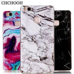 Cheap case for huawei p9, Buy Quality case for huawei directly from China case for Suppliers: For Huawei P9 Lite 2016 Cover Luxury Granite Marble Stone image Painted Soft Case For Huawei P9 lite 5.2 inch Shockproof Bags