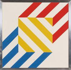 Anton Stankowski, Ohne Titel, 1969, Auktion 896 Moderne und Zeitgenöss.Kunst, Lot 410