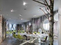 Hotel barceló Milán restaurante