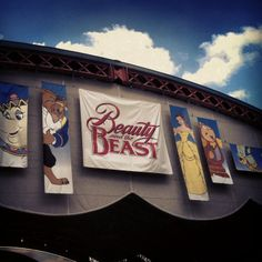 Beauty and the Beast Live at Hollywood Studios