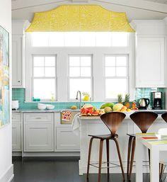 The Art of the Beautiful Backsplash: 25 Kitchen Inspirations via Brit + Co.