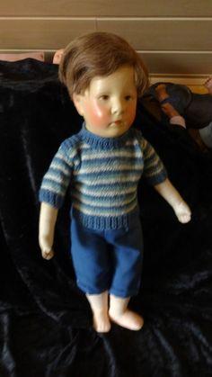 uralte Käthe krusepuppe mit Naht Junge Friedebald superschön in Antiquitäten & Kunst, Antikspielzeug, Puppen & Zubehör | eBay!