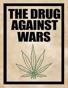 The drug against wars | Anonymous ART of Revolution