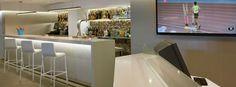 Remodelación sport Bar SolyMar – Calpe. #Interiorismo #Decoración #Deco #Arquitectura