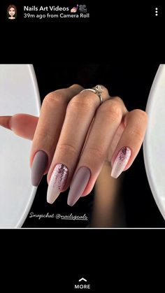 How to succeed in your manicure? - My Nails Aycrlic Nails, Matte Nails, Nail Manicure, Hair And Nails, Claw Nails, Summer Acrylic Nails, Cute Acrylic Nails, Acrylic Nail Designs, Perfect Nails