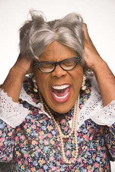 Why Tyler Perry Is Smarter Than Most Of His Haters... gosh I have days like this...lol Madea Humor, Madea Funny Quotes, Funny Relatable Memes, Jw Humor, Funny Sayings, Funny Pics, Tyler Perry Medea, Madea Movies, Tyler Perry Movies