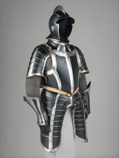 Infantry Armor Germany, 1600 The Metropolitan Museum of Art