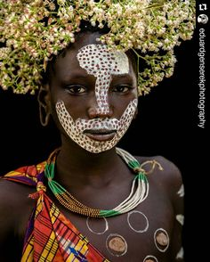 """""""Suri / Omo Valley / Ethiopia ••• We want to discover the most interesting portraits on the planet! The LensCulture Portrait Awards 2016 aim to showcase…"""""""