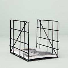 Aufbewahrung Zeitschriftenständer Square von Ferm Living, 42,00