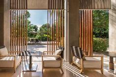 第49章072 Hotel Lounge, Lobby Lounge, Hotel Lobby, Cafe Design, Bed Design, Phuket, Outdoor Restaurant Design, Renaissance, Terrace Garden Design