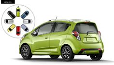 Chevy Spark wins IIHS Safety award for 2014. The Spark has it all, reliability, dependability and safety. And it is at www.woodwheaton.com