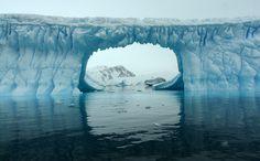 Antarctica, Pleneau Bay.  I will make it here one day.  One day.