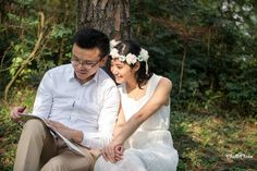 Love Letters Engagement Session in Hong Kong's Kadoorie Farm by Chalk and Cheese Photography (www.chalkandcheesephotography.com)