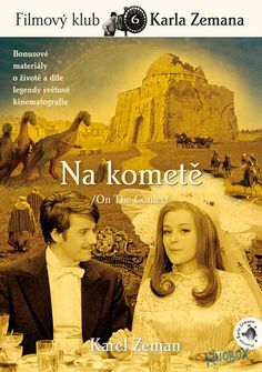 Plakát 1/1 k filmu Na kometě (1970) | Kinobox.cz