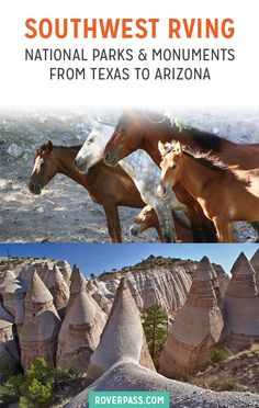 In three months, new RVers and owners of Eccentric Nomads hit National Parks, Forests, Monuments, and historical sites on a spectacular Southwest RV tour between Texas and Arizona. See how Dan made it on a $10 budget and how you can, too.
