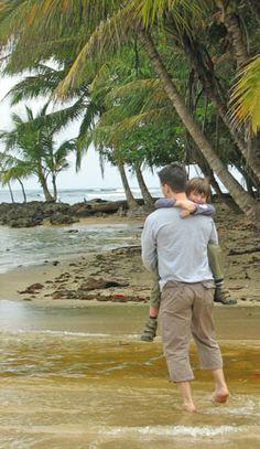 Everything, no really EVERYTHING, you need to consider when planning a family vacation to Costa Rica.