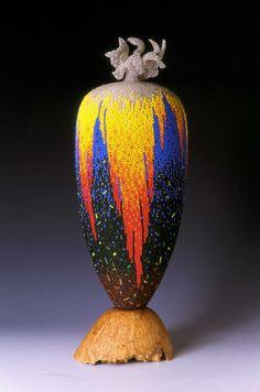 Linda Fifield #beadwork