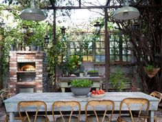 Create an outdoor space that your guests will never want to leave. Browse pictures of outdoor rooms that are packed with charm and comfort from HGTVRemodels.