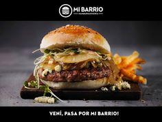 MI BARRIO HAMBURGESERIA Direccion: Arenales 2609