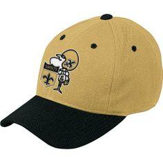 NFL New Orleans Saints End Zone Retro Logo Wool Cap 1097040e5