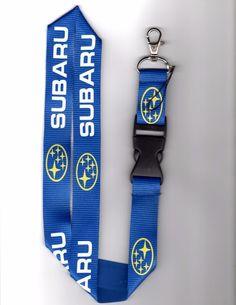 Lanyard- Subaru