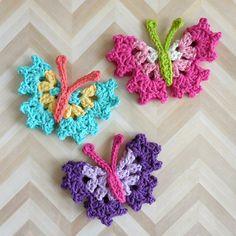 Ravelry: Butterfly Noelani pattern by Divina Rocco