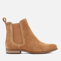 Superdry Women's Millie Suede Chelsea Boots - Rust Tan: Image 1