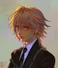 Killua, Hisoka, Hunter X Hunter, Hunter Anime, Drawings With Meaning, Drawing People, People Drawings, Easy Drawings, Pencil Drawings