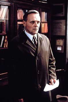 84 Charing Cross Road, Sir Anthony Hopkins