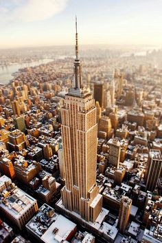 Empire State Building, New York, New York