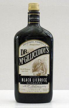 Schnapps Whiskey Bottle, Vodka Bottle, American Drinks, Black Licorice, Wine And Liquor, Schnapps, Root Beer, Mixed Drinks, Wines