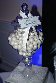 Winter Wonderland Sweet 16 Dessert Table - Vanessa Grant Events