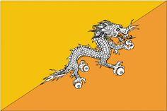 Bhutan Flag - Fly-Me Flag