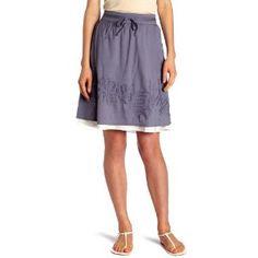Amazon.com: Horny Toad Women's Firefly Skirt: Sports & Outdoors