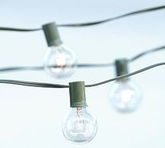 Love these lights! They'd be great to string across the entire venue for some added twinkle