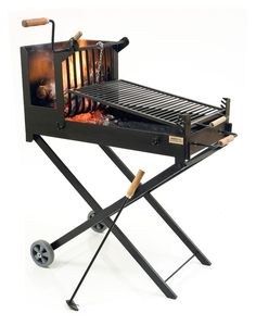 Charcoal Grill Tips From a Real Pro – Grilling Doctor Diy Grill, Grill Oven, Bbq Grill Parts, Barbecue Grill, Fire Cooking, Outdoor Cooking, Grilling Art, Diy Wood Stove, Parrilla Exterior