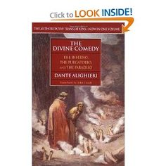 Dante Alighieri's poetic masterpiece, The Divine Comedy, is a moving human drama, an unforgettable visionary journey through the infinite torment of Hell, up the arduous slopes of Purgatory, and on to the glorious realm of Paradise—the sphere of universal harmony and eternal salvation.