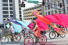 Atlanta Streets Alive Parade / Great Atlanta Bicycle Parade | Flickr - Photo Sharing!