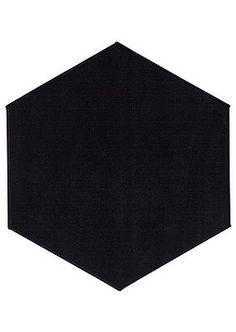 Anno, Bukleematto Hexagon Black And White, Modern, Home Decor, Trendy Tree, Decoration Home, Black N White, Room Decor, Black White, Home Interior Design