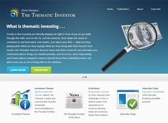 The Thematic Investor | www.thethematicinvestor.com