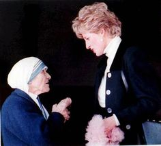 Princess Diana and Mother Teresa died days apart in 1997. Princess Diana was killed in a car crash in Paris on August 31, and Mother Teresa ...
