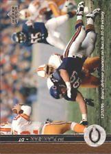 1996 Upper Deck Football Card #246 Jim Flanigan