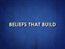 Sermon Series | Beliefs That Buiild | Media Archive | Brooklake Church