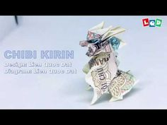 Model: Chibi Kirin Design & diagram: Lien Quoc Dat Hi everyone, I hope you like my model I want to create more and more beautiful, simple models which everyo. Origami Love Heart, Origami Star Box, Origami Ball, Origami Fish, Origami Stars, Origami Boxes, Origami Flowers, Towel Origami, Origami Paper Folding
