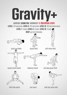 Gravity + Workout