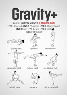 Gravity + Workout