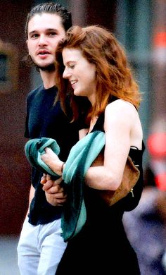 Kit and Rose in NYC