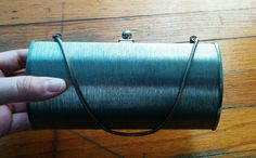 Vintage 70s metal hardcase clutch $22  Hey, I found this really awesome Etsy listing at https://www.etsy.com/listing/195041856/vintage-70s-hardcasemetal-formal-clutch