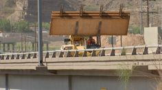 The Paisano Bridge is being demolished as a part of the Go-10 Project, but it's not the only bridge that will be torn down.Bob Bielek, district engineer for the Texas…